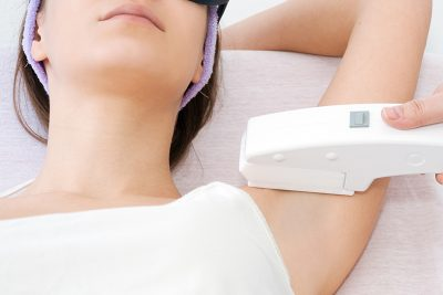 how it works laser hair removal
